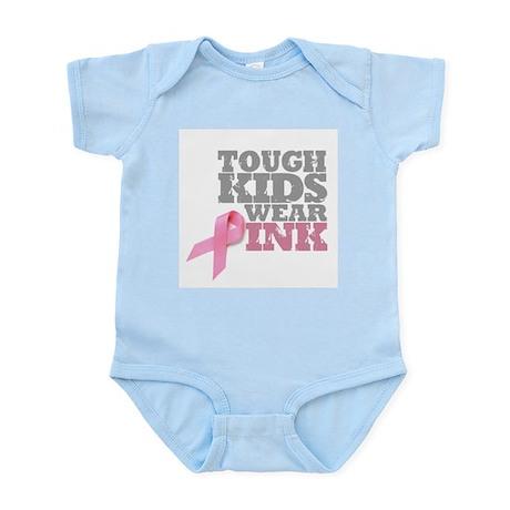 Breast Cancer Awareness Infant Bodysuit