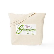 Cute Baby green Tote Bag