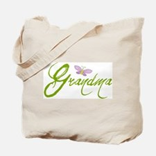 Cute Soon to be grandma Tote Bag
