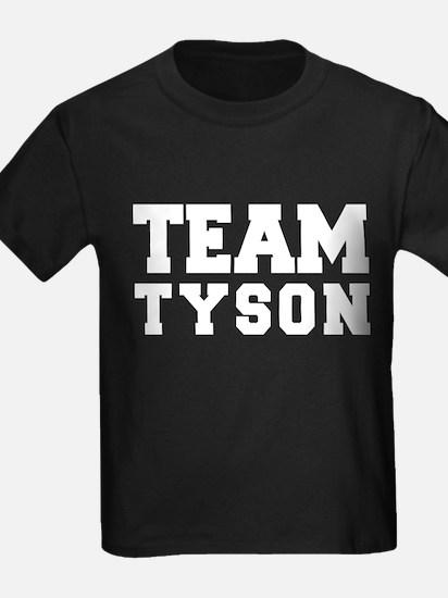 TEAM TYSON T