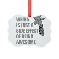 Cute Giraffe Ornament