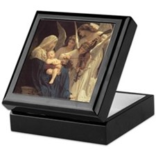 Song of Angels Keepsake Box