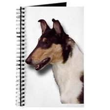 Cute Smooth collie Journal