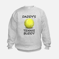 Daddys Tennis Buddy Sweatshirt