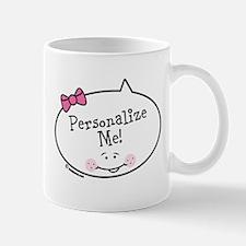 Personalizable Pink iamQuotes Mug
