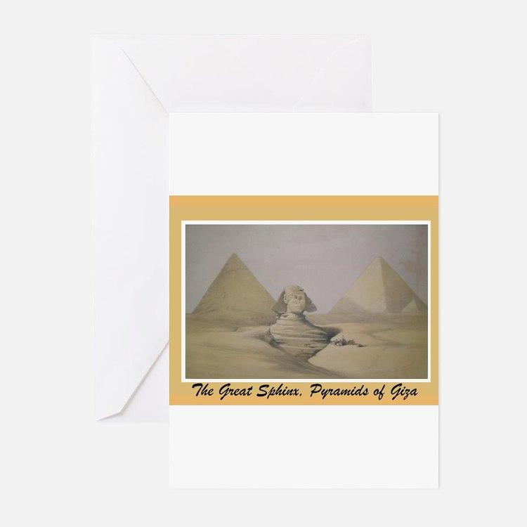 Cute Karnak Greeting Cards (Pk of 10)