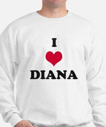 I Love Diana Jumper