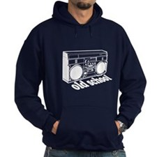 Old School Boombox Hoody