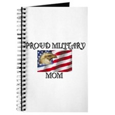 Proud Military Mom... Journal