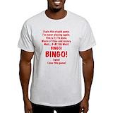 Bingo Mens Light T-shirts