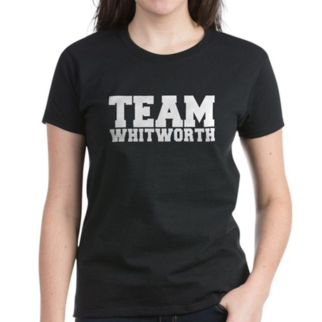 TEAM WHITWORTH Women's Dark T-Shirt
