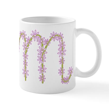 Monogram M Mug