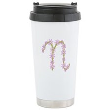 Monogram N Travel Mug