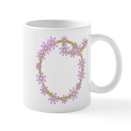 Monogram O Mug