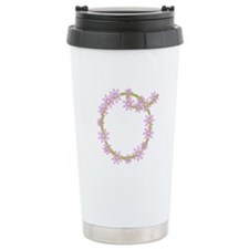 Monogram O Travel Mug