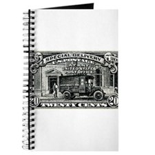 1925 United States Special Delivery Stamp Journal