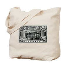 1925 United States Special Delivery Stamp Tote Bag