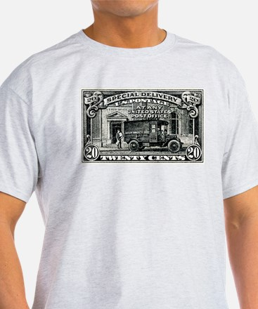 1925 United States Special Delivery Stamp T-Shirt