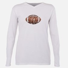 Football - Distressed T-Shirt