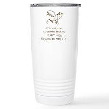 Satisfy Travel Mug