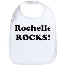 Rochelle Rocks! Bib