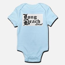 Long Beach Local Infant Bodysuit