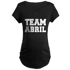 TEAM ABRIL T-Shirt