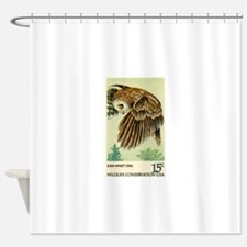 1978 United States Saw whet Owl Postage Stamp Show