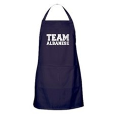 TEAM ALBANESE Apron (dark)