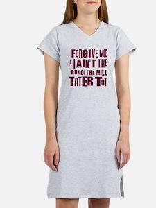 Raylan Tater Women's Nightshirt