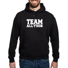 TEAM ALLYSON Hoodie