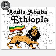 Addis Ababa, Ethiopia Puzzle