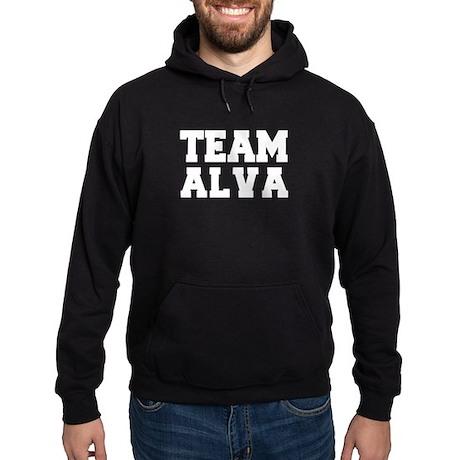 TEAM ALVA Hoodie (dark)