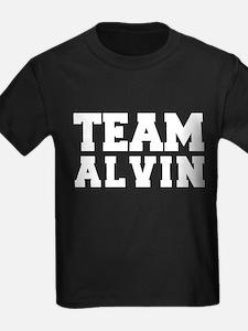 TEAM ALVIN T