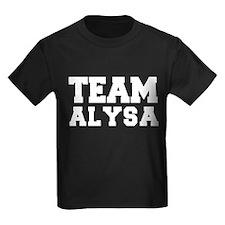 TEAM ALYSA T