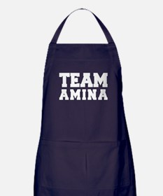 TEAM AMINA Apron (dark)