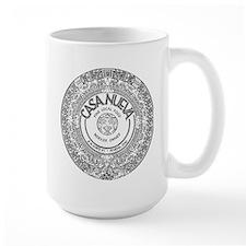 Aztec Calendar Logo Mug