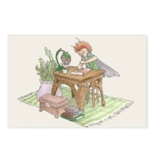 Writing Desk Postcards (Package of 8)