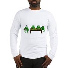 agricola monsters Long Sleeve T-Shirt