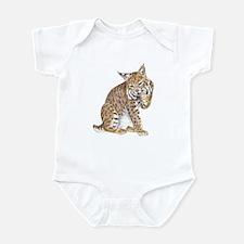 Bobcat (Front only) Infant Bodysuit