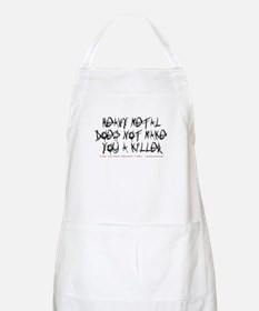 Free the WM3 BBQ Apron