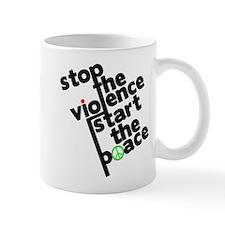 Stop Violence Bring Peace Mug