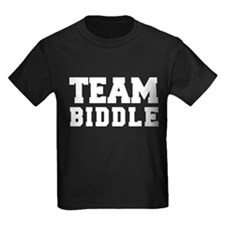 TEAM BIDDLE T
