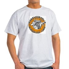Biromash Time Ash Grey T-Shirt