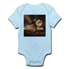 Holiday Train 1.jpg Infant Bodysuit