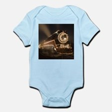 Holiday Train 1.jpg Infant Bodysuit