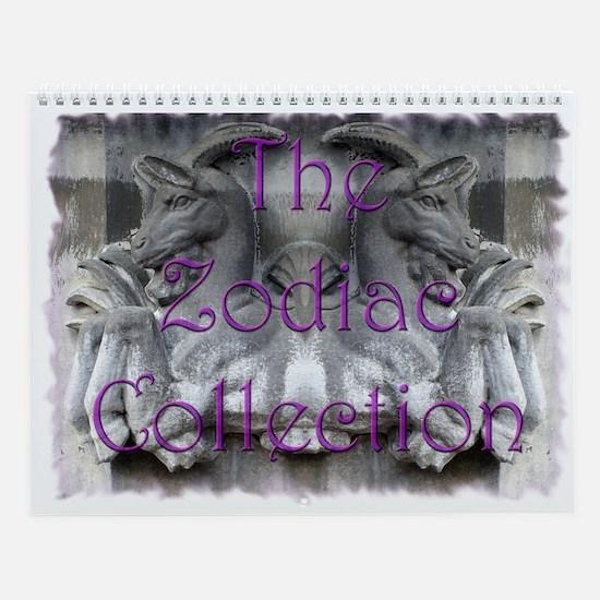 Astrology Wall Calendar