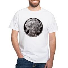 Silver Indian-Buffalo Shirt