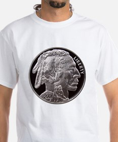 Silver Indian-Buffalo Shirt