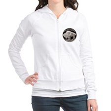 Silver Buffalo-Indian Fitted Hoodie